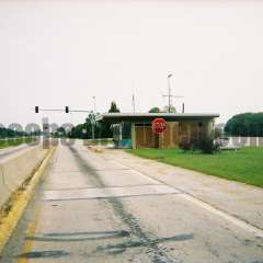 Brownstown Illinois Weigh Station Truck Scale Picture  Brownstown Truck Scale