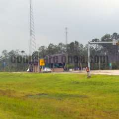 Pascagoula Mississippi Weigh Station Truck Scale Picture