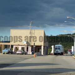 Raton New Mexico Weigh Station Truck Scale Picture