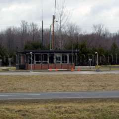 Trumbull County (Hubbard) Ohio Weigh Station Truck Scale Picture