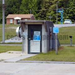 Carson Virginia Weigh Station Truck Scale Picture